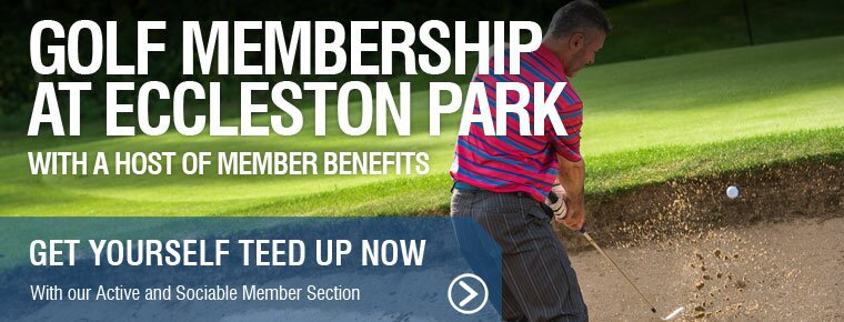 Golf Membership at Eccleston Park
